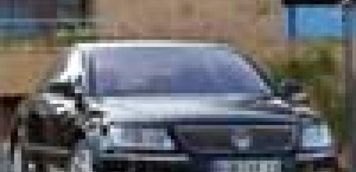 Премьеры Женевы. Volkswagen Phaeton
