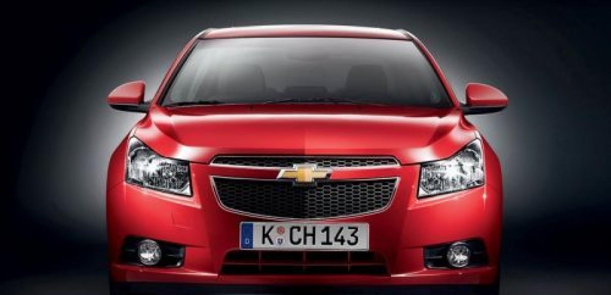 Chevrolet Cruze. Кругосветный «Круз»