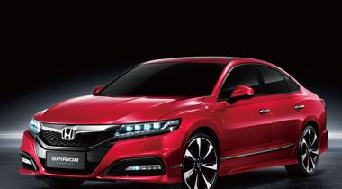 Премьеры Honda на Пекинском автосалоне