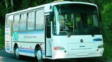 Автобус попал в аварию из-за сердечного приступа водителя