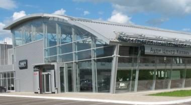 Audi открыла в регионах два новых дилерских центра