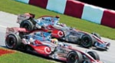 «Формула 1». Назад в будущее