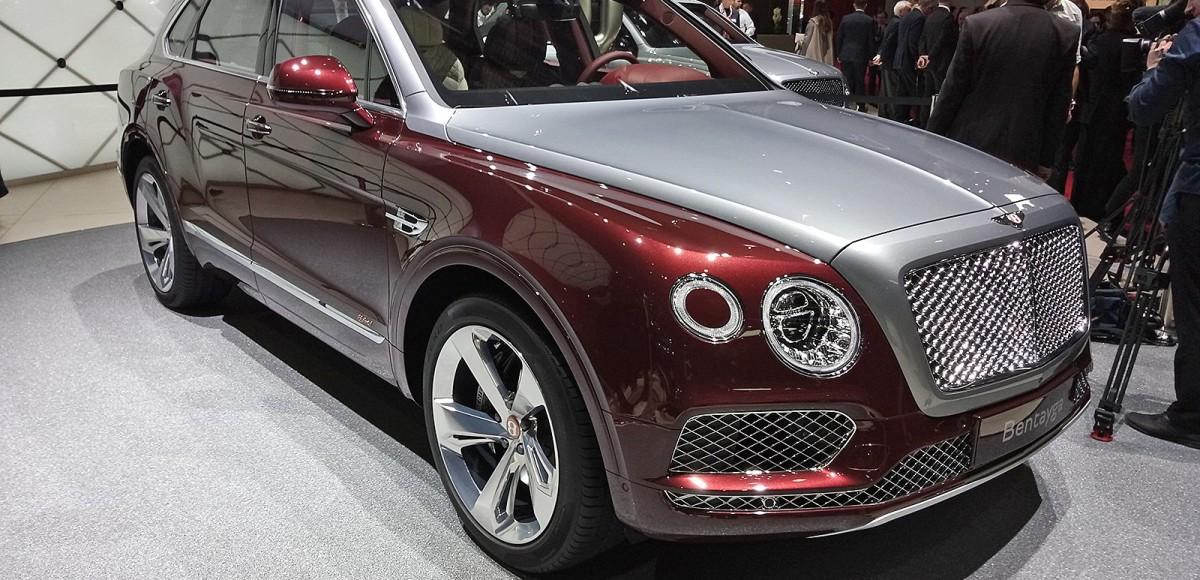 Донор для Bentayga: чей гибридный привод получил внедорожник Bentley