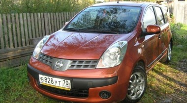 Nissan Note. Отзывы владельцев
