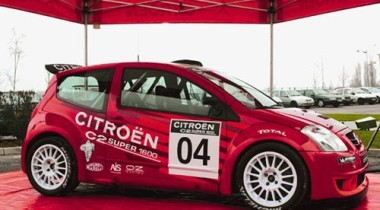Super 1600. Возвращение Renault