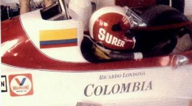 В Колумбии застрелен экс-пилот «Формулы 1»