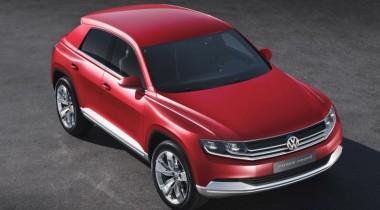 Volkswagen Tiguan уже проходит дорожные испытания