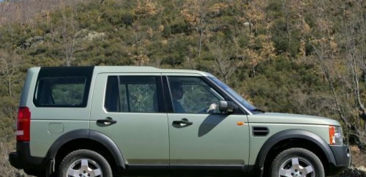 Автодилеры проголосовали за Land Rover