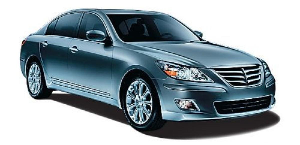 Hyundai Genesis: безусловная победа