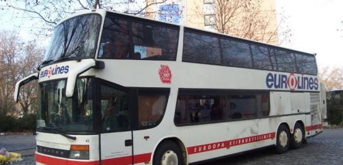 Автобус столкнулся с грузовиком в Краснодарском крае