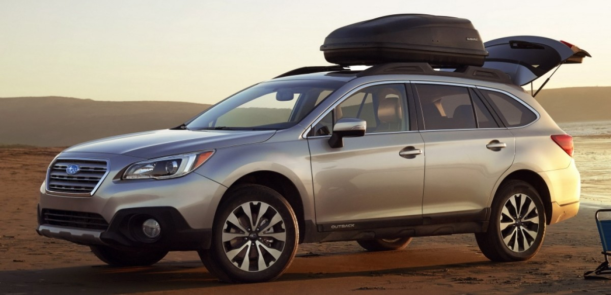 Subaru трейд-ин: скидки до 100 000 рублей