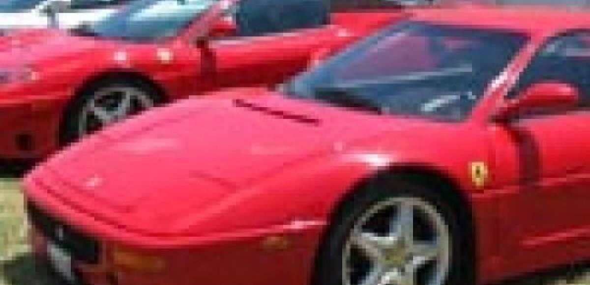 Поддельную Ferrari обнаружили в Риме