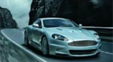 Aston Martin DBS. Жди и дождись