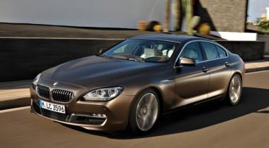 Рекламный ролик 2012 BMW 6 Gran Coupe