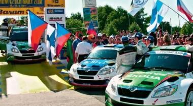 Barum Czech Rally Zlin – 2011. Битва при Злине