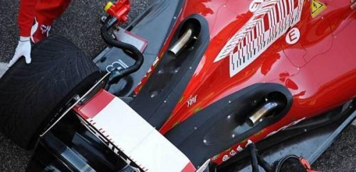 Легален ли новый F60 Ferrari ?