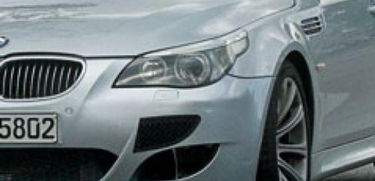 BMW готовит новую M5