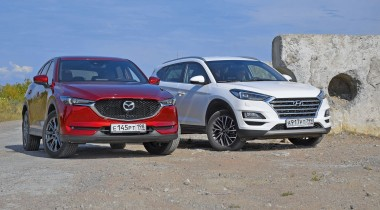 Mazda6 MPS vs Volvo S60 AWD. Антиподы