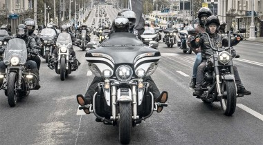 Гос-Харли-Фест: как Лукашенко мотосезон закрывал