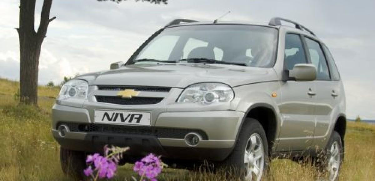 Chevrolet Niva получила «люксовые» комплектации GLS и GLC