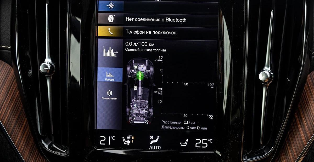 Взял гибридный Volvo XC60 T8: расход 1,5 л/100 км, но с какими проблемами я столкнулся
