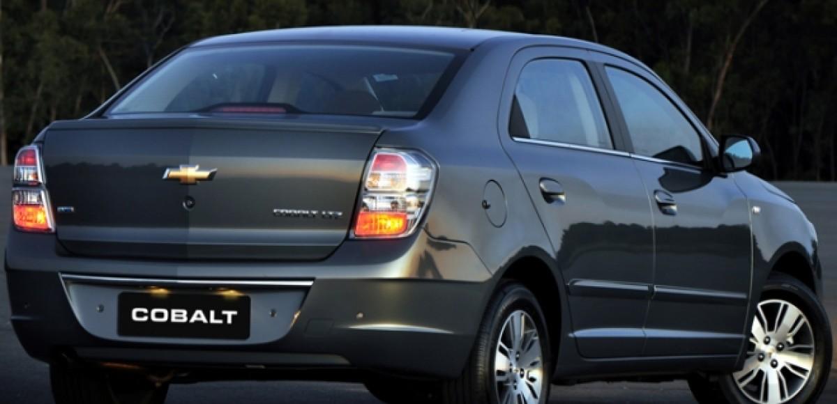 Chevrolet. История бренда