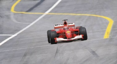 «Формула 1». Оценки за четверть