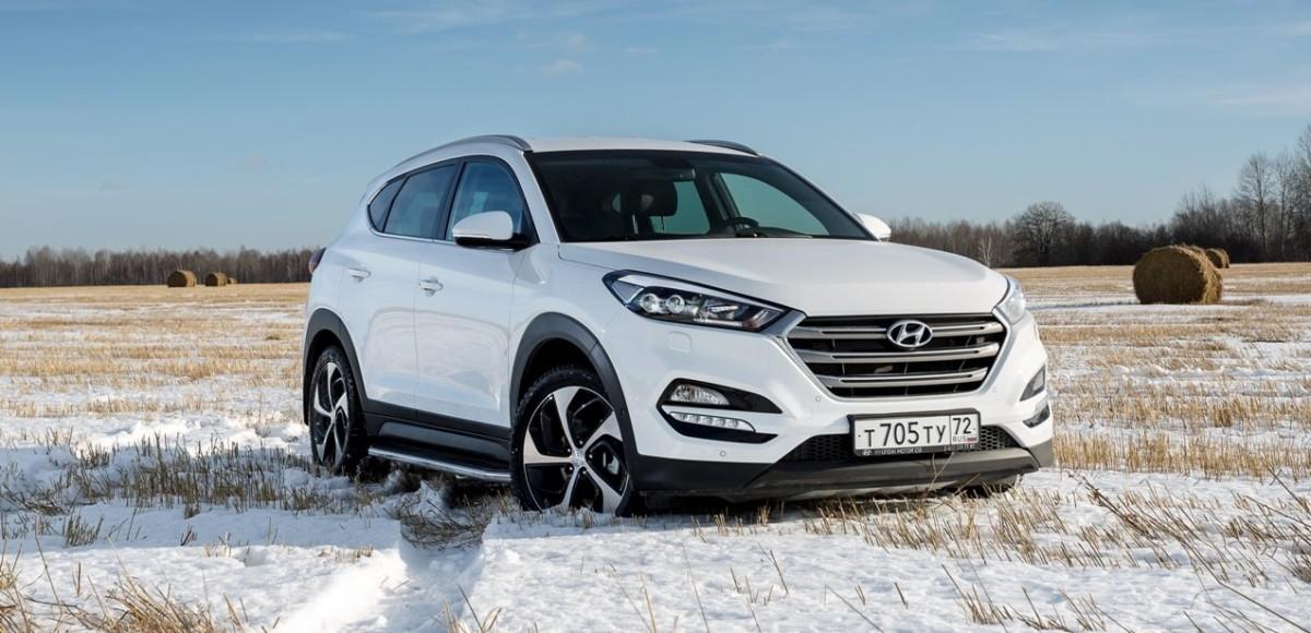 Hyundai Tucson стал дешевле в новых комплектациях