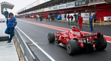 «Формула 1». Между строк