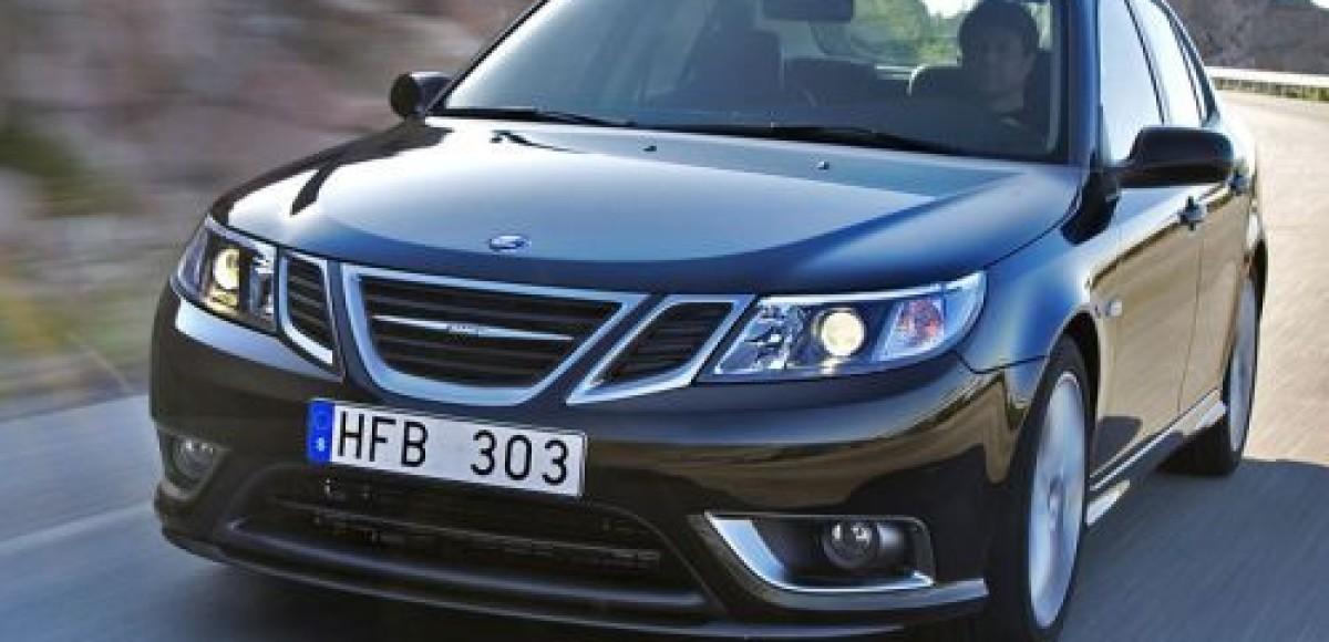 В Санкт-Петербурге представили Saab Turbo X и Saab 9-3 Aero XWD