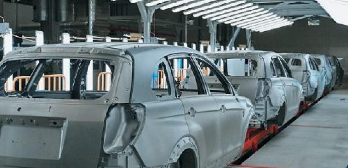 General Motors остановил на две недели производство автомобилей в Петербурге