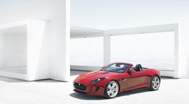 Jaguar Land Rover представит Jaguar F-Type на Парижском автосалоне 2012