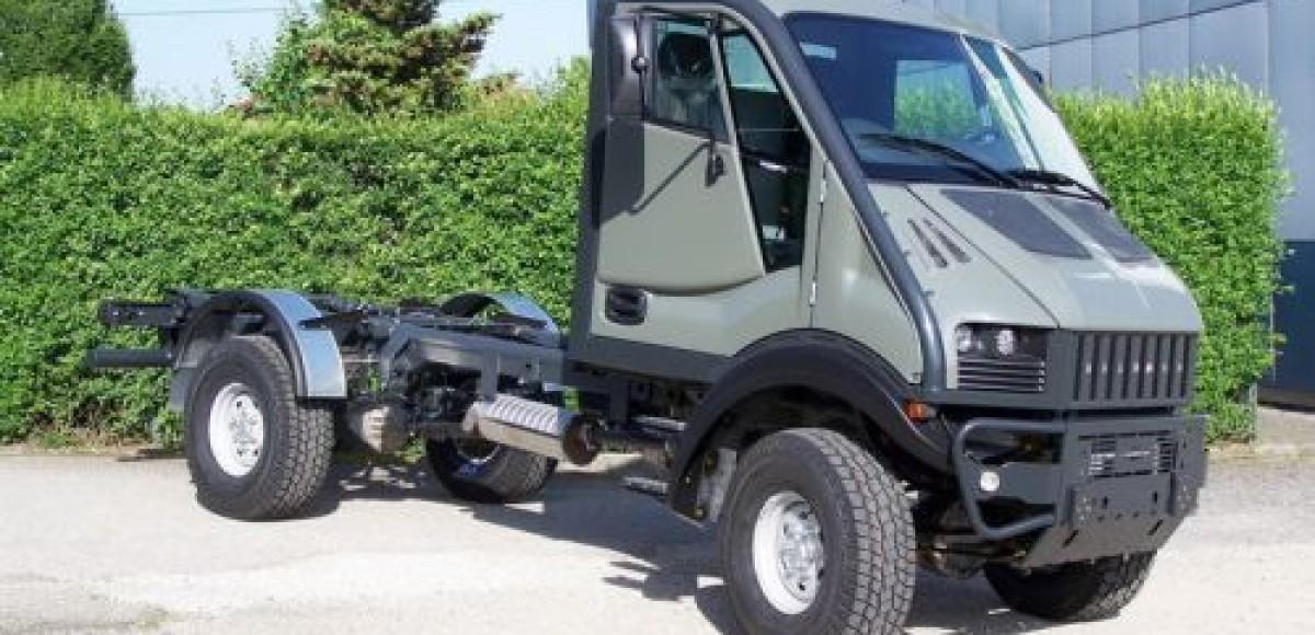 УАЗ приступает к выпуску полноприводного UAZ T-REX