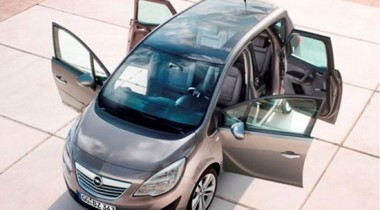 Opel Meriva: обзор автомобиля
