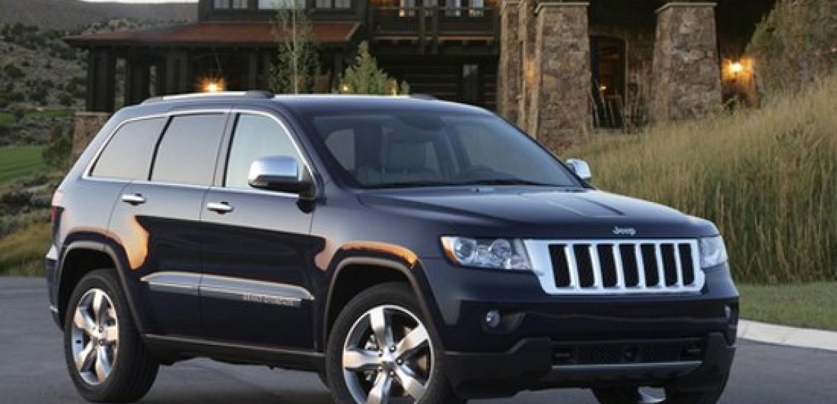 Специальная цена на Jeep Grand Cherokee