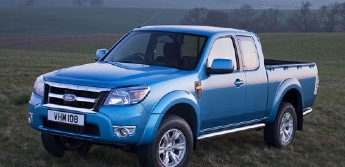 Официальные дилеры в России принимают заказы на новый Ford Ranger