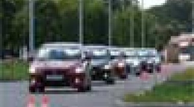 Интернет-клубы тестируют Mitsubishi Lancer X