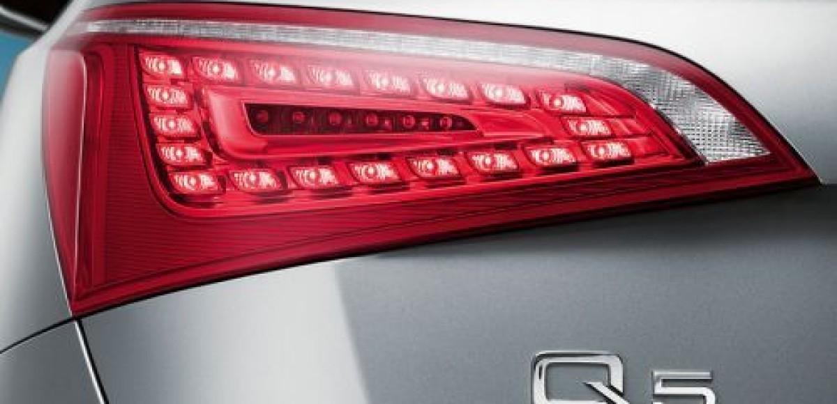 Audi Q5. Сделано в Китае