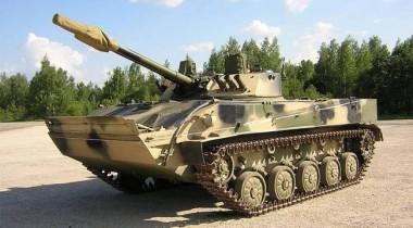 БМД-4М «Садовница»: все дело в башне