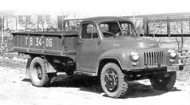 ГАЗ-56: «Газель» былых времен