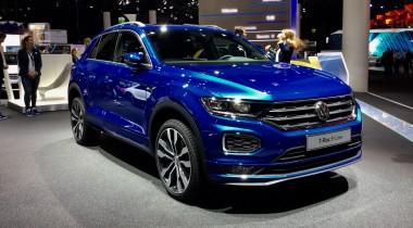 Volkswagen T-Roc: «Крете» не поздоровится