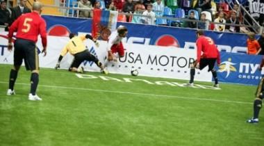 Звезды футбола выбрали Volvo