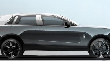 Rolls-Royce готовят SUV