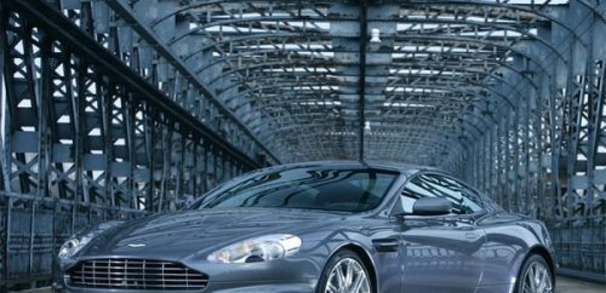 Дэниель Крэйг из «Кванта милосердия» сможет бесплатно кататься на любом Aston Martin