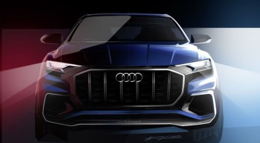 Audi Q8 покажут в Детройте