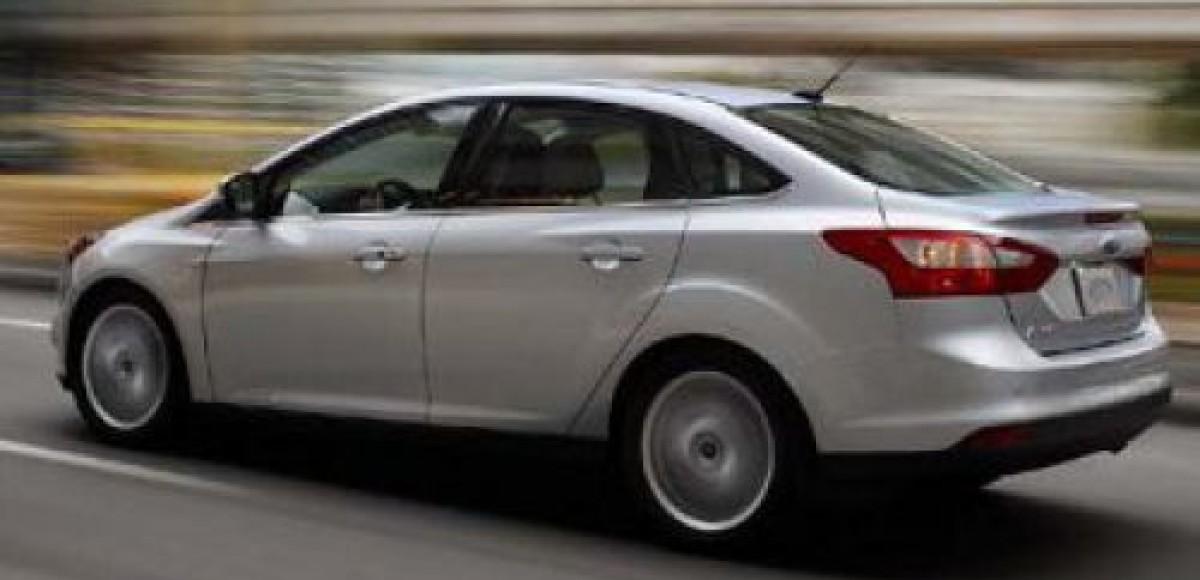 Во Всеволожске началось производство Ford Focus III в кузове седан