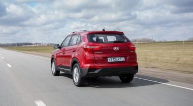 Hyundai Creta обновился в комплектациях