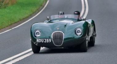 Jaguar C-Type. В плену «зеленого змея»