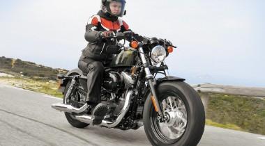Harley-Davidson Sportster Forty-eight. Входной билет