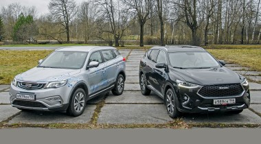 Infiniti QX30 против Mercedes-Benz GLA 250. Родня